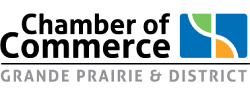 Member of the Grande Prairie & District Chamber of Commerce